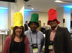 Testing the Mad Hatters Hats!