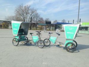IBM Verse Pedicab